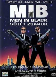 Men in Black Sötét zsaruk