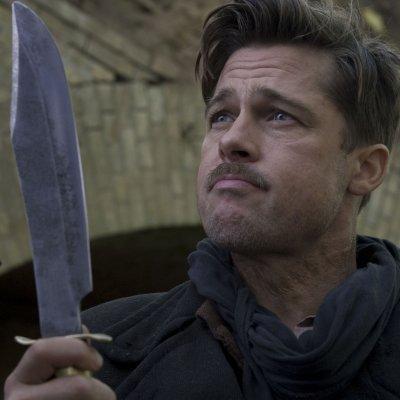 Becstelen Brigantyk filmidézet - Brad Pitt (Aldo Raine hadnagy)