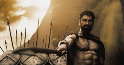 300 filmidézet - Gerard Butler (Leonidas király)