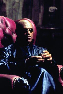 Mátrix filmidézet - Laurence Fishburne (Morpheus)