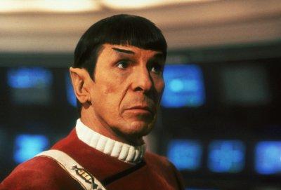 Star Trek filmidézet - Leonard Nimoy (Spock parancsnok)
