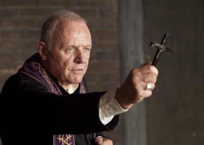 A rítus filmidézet - Sir Anthony Hopkins (Lucas atya)