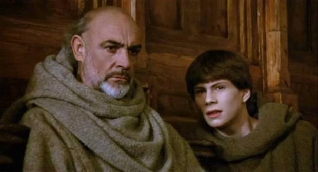 A rózsa neve filmidézet - Sir Sean Connery (Baskerville-i Vilmos)