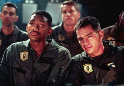 A függetlenség napja filmidézet - Will Smith (Steven Hiller kapitány)