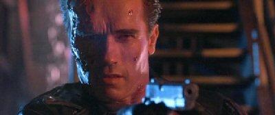 Terminátor 2 - Az ítélet napja filmidézet - Arnold Schwarzenegger (Terminátor T800 101-es modell)
