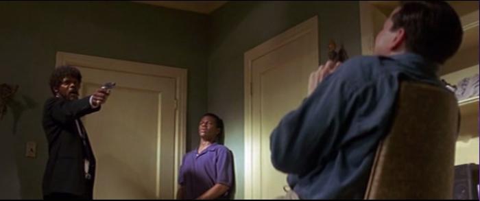 Ponyvaregény filmidézet - Samuel L. Jackson (Jules Winnfield)