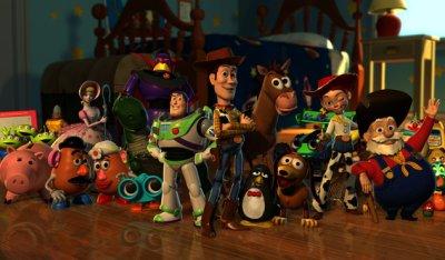 Toy Story - Játékháború 2. idézet - Aranyásó