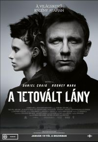 A tetovált lány (The Girl with the Dragon Tattoo)
