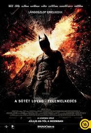 A sötét lovag - Felemelkedés (The Dark Knight Rises)