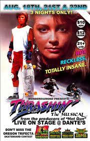 Gördeszkás Love Story (Thrashin')