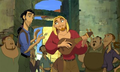 Irány Eldorádó (The Road to El Dorado)