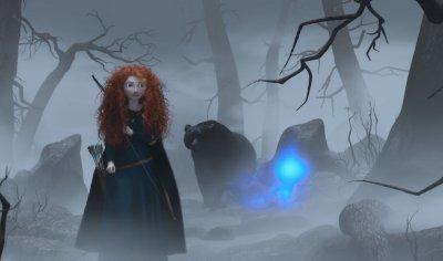 Merida, a bátor (Brave)