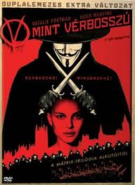 V mint vérbosszú (V for Vendetta)