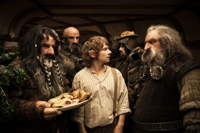 A hobbit - Váratlan utazás (The Hobbit: An Unexpected Journey)