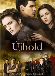 Alkonyat - Újhold (The Twilight Saga: New Moon)