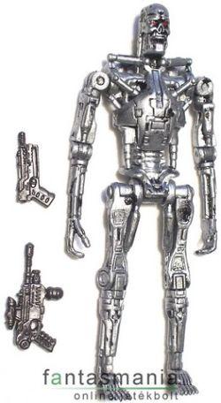 Terminátor figura - Endoskeleton bólogató