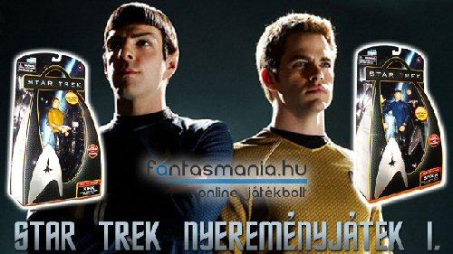 Játék - Star Trek nyereményjáték (1. kérdés)