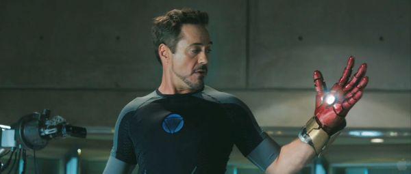 Vasember 3. filmidézet - Robert Downey Jr. (Tony Stark / Vasember)