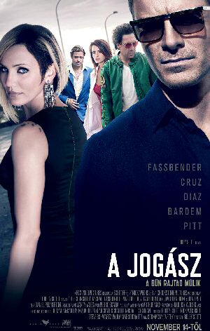 A jogász (The Counselor)