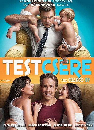 Testcsere (The Change Up)