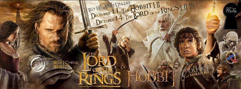 A Hobbit és Gyűrűk UraSzínes, angol animációs vígjáték