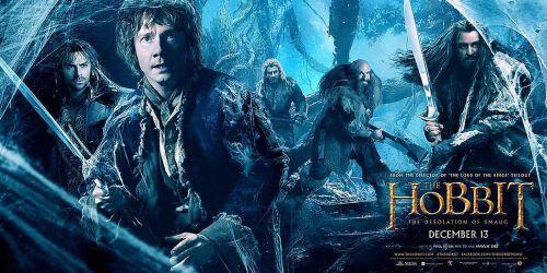 A hobbit - Smaug pusztasága (The Hobbit: The Desolation of Smaug)