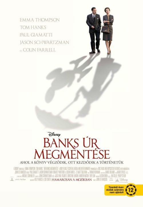 Banks úr megmentése (Saving Mr. Banks)