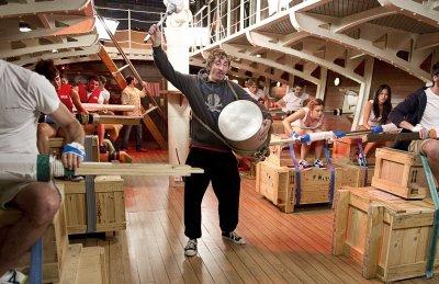 A Bárka (El barco)