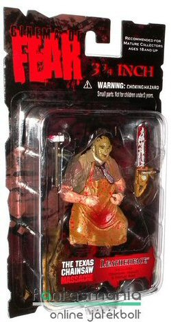 Játék - Horror figura nyereményjáték