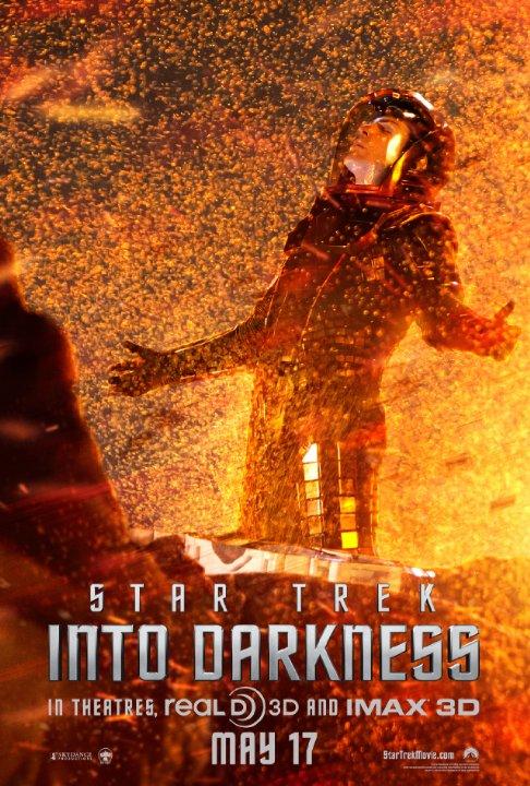 Sötétségben - Star Trek