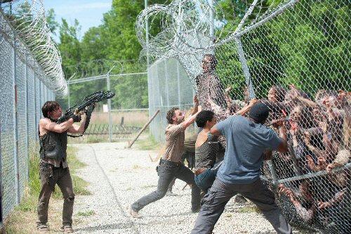 A The Walking Dead legújabb évadaival indítja az őszt a FOX!