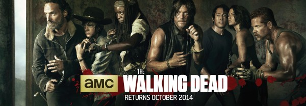 Hatalmas siker! A The Walking Dead 5. évad