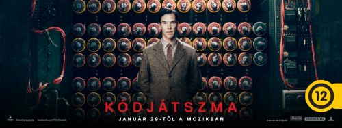 Kódjátszma (The Imitation Game)