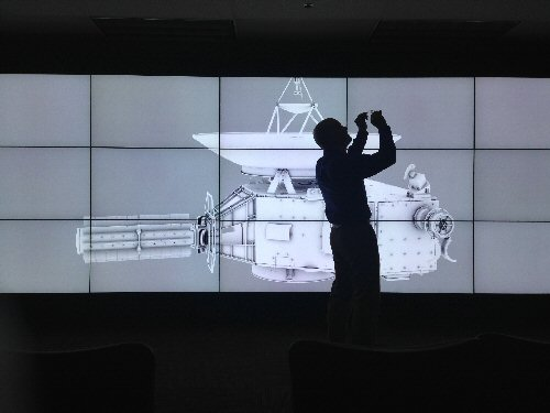 A New Horizons útja a Plútóig