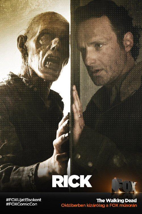 Október 12-én érkezik a The Walking Dead 6. évada!