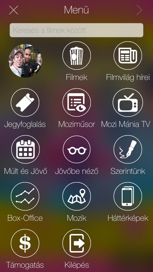 A filmrajongók számára nélkülözhetetlen lehet a Mozi Mánia app