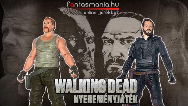 Játék - Walking Dead nyereményjáték