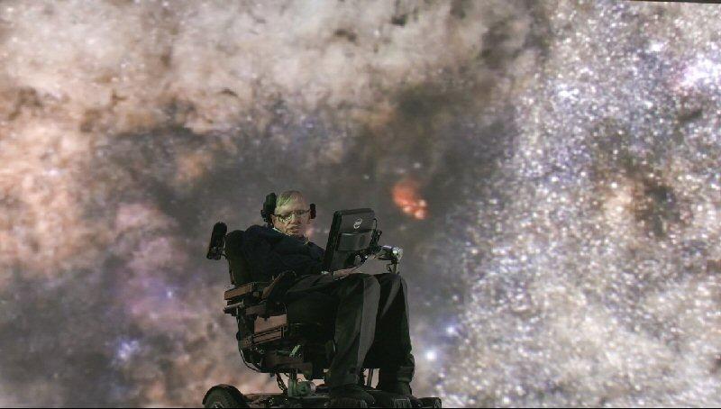 Stephen Hawkinggal készített sorozatot a NatGeo